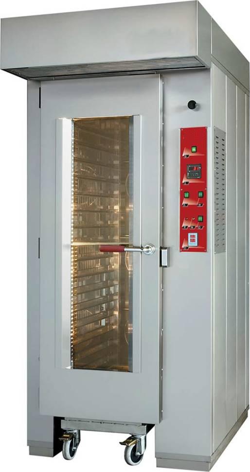 Forni termoventilati elettrici e a gas per pane e - Forni elettrici professionali per casa ...